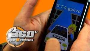 Juego de Esperanza Aguirre GTA, seis GoPro, Pistorius... Informativo 360º Video: