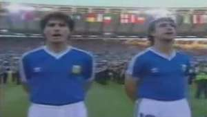Un Estate Italiana - Mundial Italia 1990 Video: Terra Peru