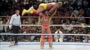 The Ultimate Warrior vs Hulk Hogan en WrestleMania 6 Video: