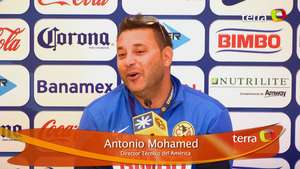 Conferencia de Prensa Antonio Mohamed Video: