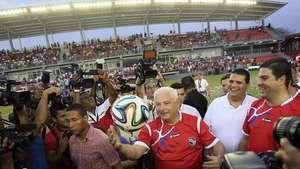 """Panamá ya cuenta con su nuevo estadio """"Maracaná"""" Video:"""