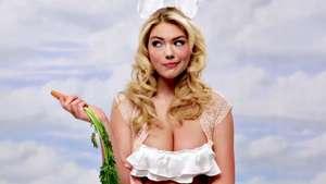 Kate Upton enciende las redes con sensual saludo de Pascua Video:
