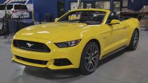 Video: Ford Mustang 2015 listo para el Empire State Video: