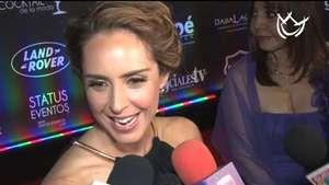 Irán Castillo asegura que si cambiaría por obtener el galán ideal Video: