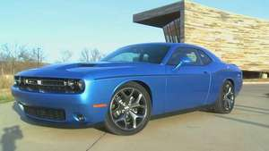 Video: Dodge Challenger SXT 2015 Video: