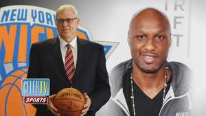 Lamar Odom Signs with the New York Knicks! Video: Terra USA