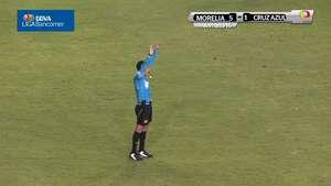 Jornada 16 Morelia 5-1 Cruz Azul Clausura 2014 Video: