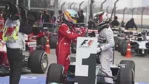 Las mejores imágenes del GP de China de Fórmula 1 Video: