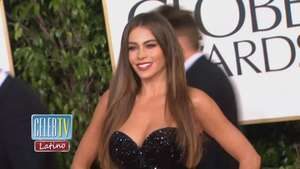 Sofia Vergara Talks About Her Curves! Video: Terra USA