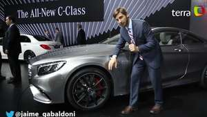 Video: New York International Auto Show 2014 Video: