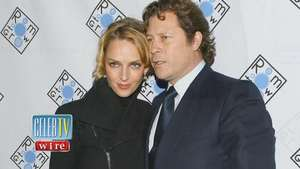 Uma Thurman and Arpad Busson Call Off Engagement Video: