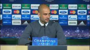 Guardiola defiende a un periodista catalán de la UEFA Video: