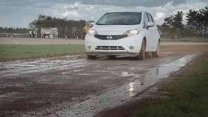 Video: Nissan Note se lava solo Video: