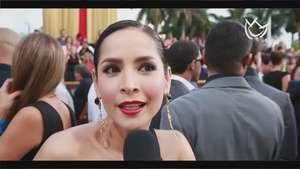 Carmen Villalobos sueña con boda a orillas del mar Video: