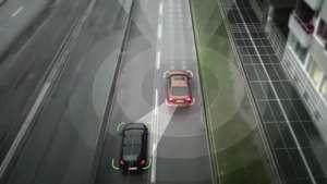 Volvo Autopilot, los Volvo que conducen solos. Video: