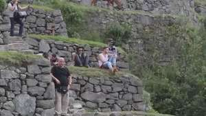 One Direction en Machu Picchu Video: