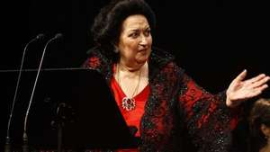 Soprano Montserrat Caballé imputada por fraude fiscal Video:
