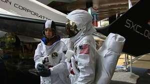 Viaje al espacio por 100 mil dólares Video: