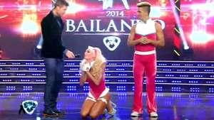 Polémica participante protagoniza este jugoso show en estelar argentino Video: