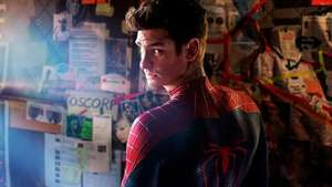 Andrew Garfield explota la parte cómica de 'Spiderman' el superhéroe bromista Video: