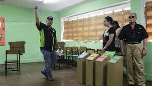 Elecciones reñidas en Panamá Video: