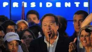 El opositor Juan Carlos Varela gana las elecciones en Panamá Video:
