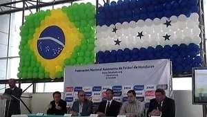 Honduras anuncia los 23 jugadores para el Mundial de Brasil Video:
