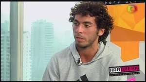 Promesa del tenis chileno habla del Chino Ríos y pone a Fernando González como su referente Video: