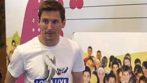 Salieron muchas barbaridades, casi todas mentira, dice Messi Video: