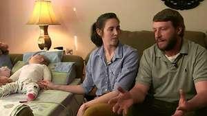 Padres intentan curar a sus hijos con marihuana Video: