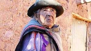Hallan a una mujer de 116 años en los Andes peruanos Video: