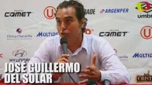 José Guillermo del Solar: 'Me voy tranquilo con el resultado' Video: