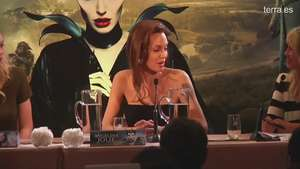 Angelina Jolie presenta