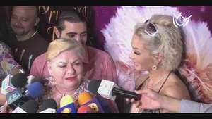 Paquita dice que Marisela es una 'tumba maridos'! Video: