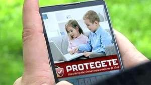 Lanzan aplicación contra el ciberacoso infantil Video: