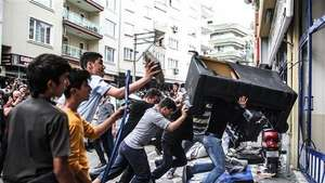 Protestas por la explosión de la mina en Turquía Video: