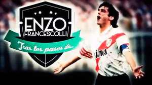 Enzo Francescoli: el Principe que se hizo de oro Video: