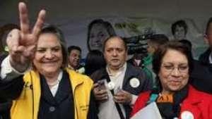 Candidata de izquierda sueña con la presidencia de Colombia Video: