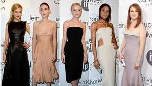 Noche de moda en la fiesta de Calvin Klein en Cannes Video: