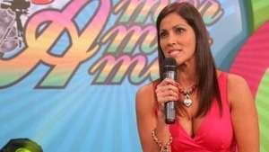 Pierina Carcelén reclama en vivo maltrato a Rodrigo Gonzáles Video: