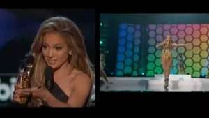 Jackson Brought Back to Life at Billboard Awards  Video: