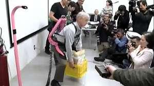 El envejecimiento de la población estimula el ingenio japonés Video:
