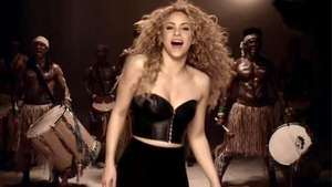 Shakira, Milan y Piqué en nuevo estreno de 'La La La' para Mundial de Brasil Video: