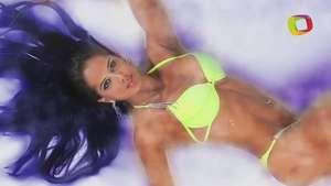 Nancy Rodríguez, la Reina del Bikini Fitness Video: