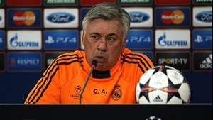 Ancelotti sobre Simeone: lo ha hecho muy bien en la Liga Video: