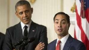 Obama nomina al hispano Julián Castro a su gabinete Video: