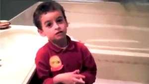 Esta es la reacción de un niño al conocer una pareja gay por primera vez Video: