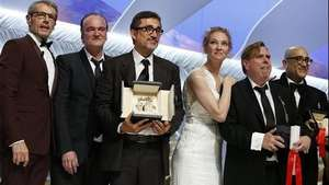 "El drama turco ""Winter Sleep"" gana la Palma de Oro en Cannes Video:"