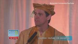 VIDEO: Jim Carrey Gives Amazing Speech! Video: