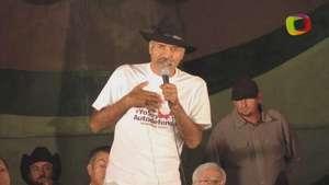 # YoSoyAutodefensa, Hipólito Mora y Mireles encabezan frente contra inseguridad. Video:
